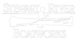 Stewart River Boatworks Logo